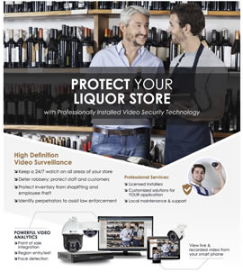 Liquor Store Security Solutions